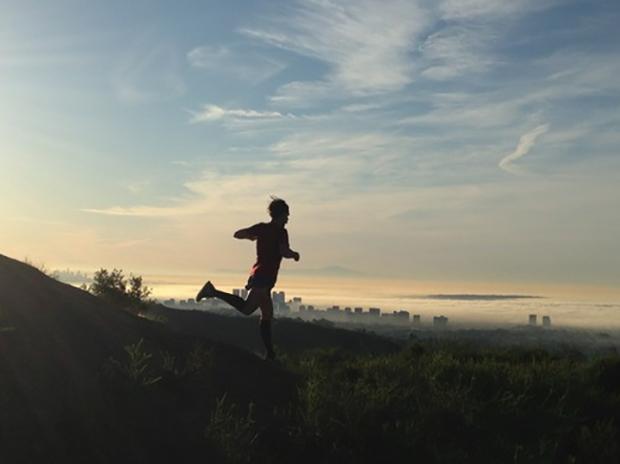 Running 100 miles? NBD.