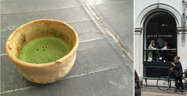 Let's be honest: I'd drink anything out of artisanal earthenware...
